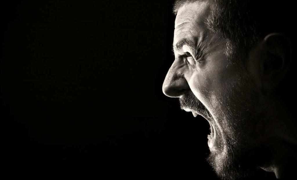 Moments of anger - Akshay Vasu